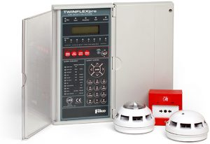 fire alarm systems dorset