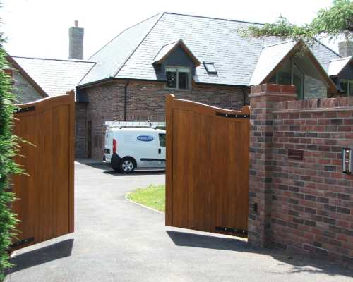 Electric Gates wareham, Swanage & Purbeck